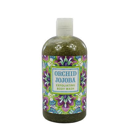 Orchid Jojoba Body Scrub
