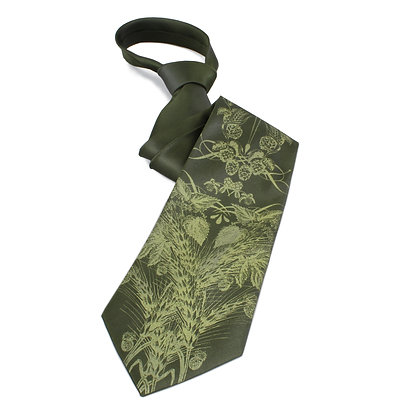 Hops & Wheat Necktie