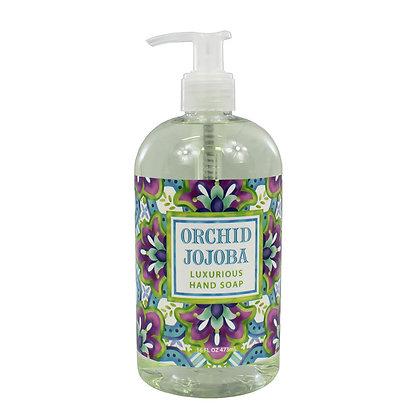 Orchid Jojoba Hand Soap