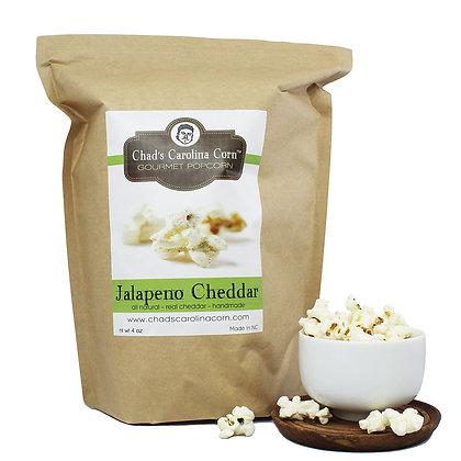 Jalapeno Cheddar Popcorn