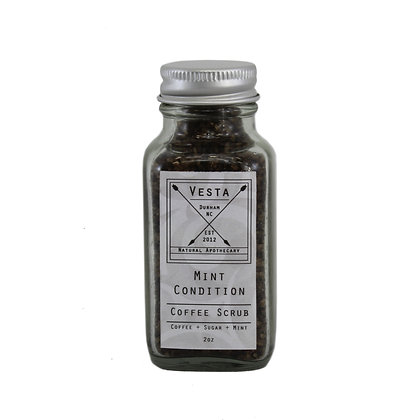 Mint Condition Coffee Scrub