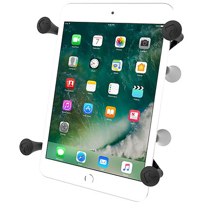 "X-Grip Universal Holder For 7""-8"" Tablets with Ball"