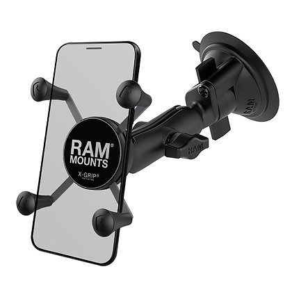X-Grip Phone Mount with Twist-Lock Suction Cup