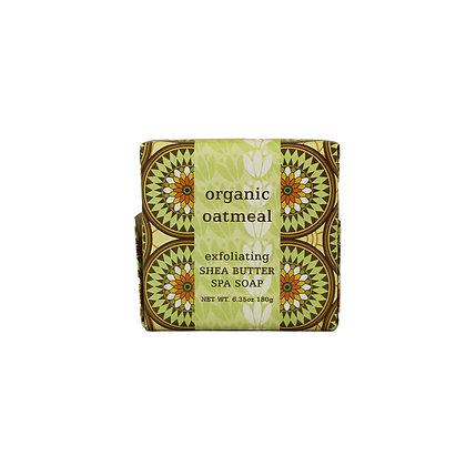 Organic Oatmeal Soap