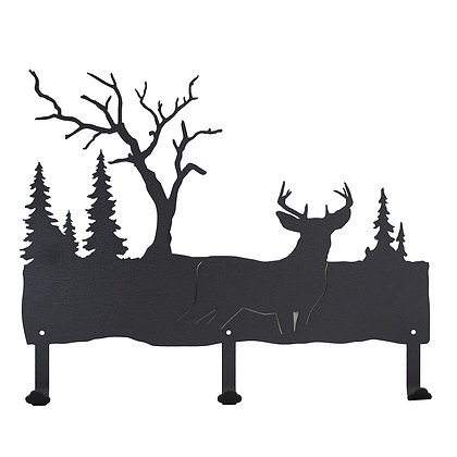 Deer Coat Rack
