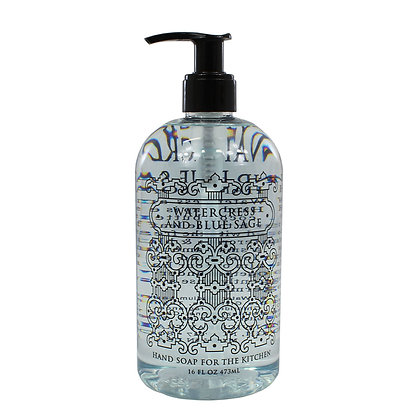 Watercress and Blue Sage Kitchen Hand Soap