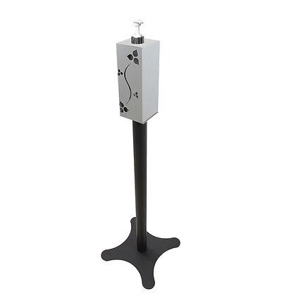 Hand Sanitizer Dispenser On Stand
