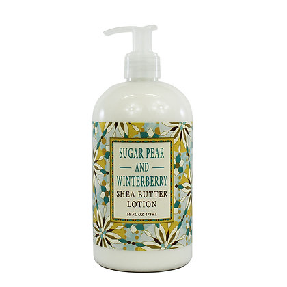 Sugar Pear and Winterberry Lotion