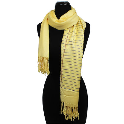 Lined Paper Scarf