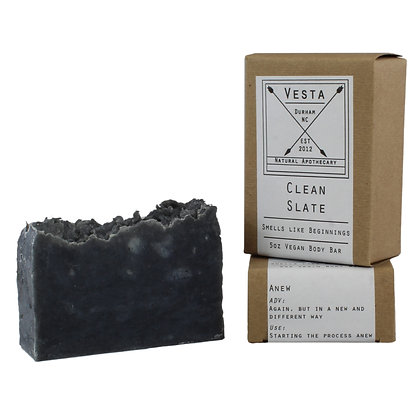 Clean Slate Soap Bar