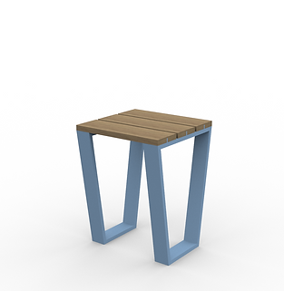Rowan Accent Table - View 2 - Contrast (