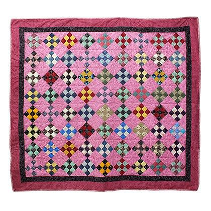 Nine Square Quilt