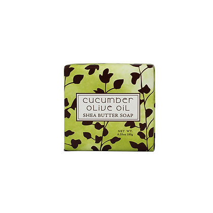 Cucumber Olive Oil Soap