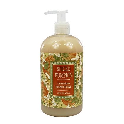 Spiced Pumpkin Hand Soap