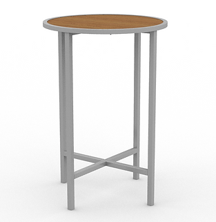 Juniper Standin Table - View 1 - Neutral