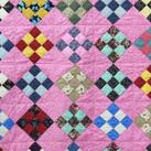 Dooders-Cottage-Pink-Sample-Quilt-03- (4