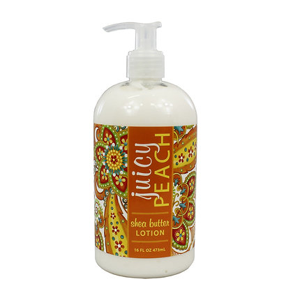 Juicy Peach Lotion