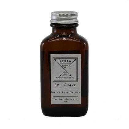 Pre-Shave Beard Oil