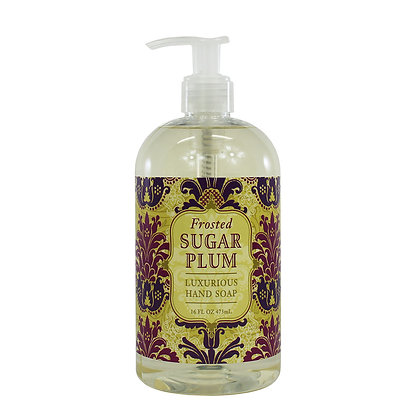 Frosted Sugar Plum Hand Soap