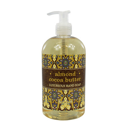 Almond Cocoa Butter Hand Soap