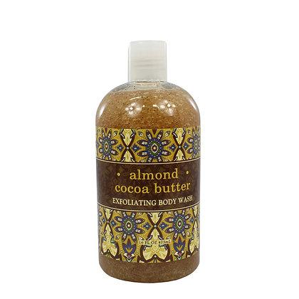Almond Cocoa Butter Body Scrub