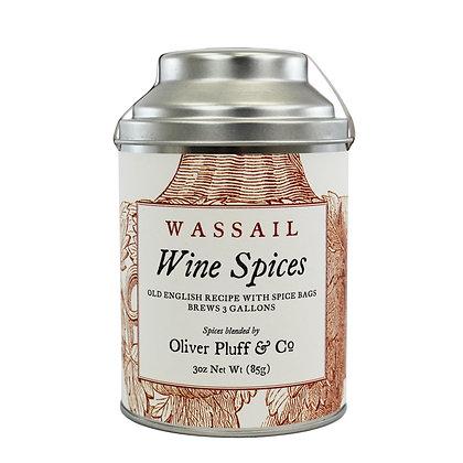 Wine Spices Wassail