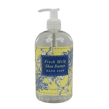 Fresh Milk Shea Butter Hand Soap