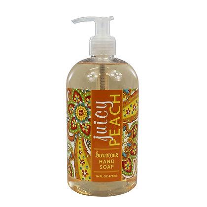 Juicy Peach Hand Soap