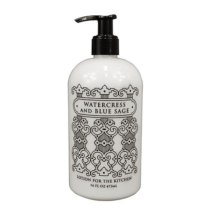 Watercress & Blue Sage Kitchen Lotion