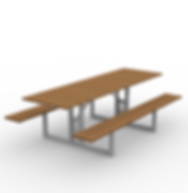 Loblolly Table - View 2 - Neutral (Silve
