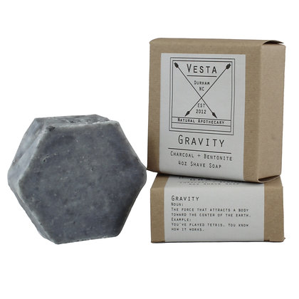 Gravity Shave Soap