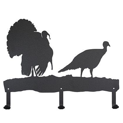 Turkey Coat Rack