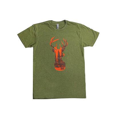 Boonedox Deer Forest Shirt