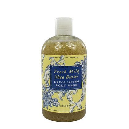 Fresh Milk Shea Butter Body Scrub