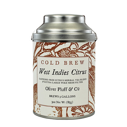West Indies Citrus Cold Brew Tea