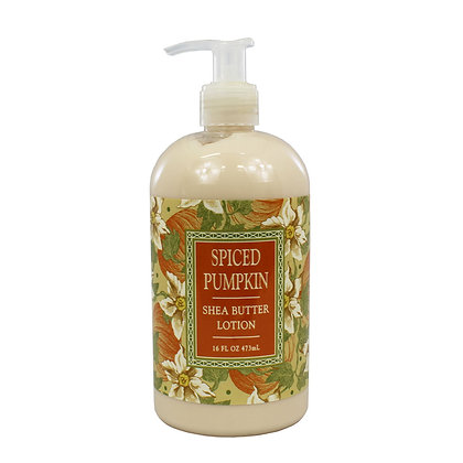 Spiced Pumpkin Lotion