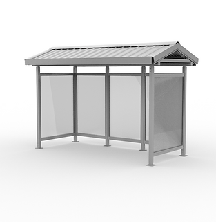 Depot Shelter - View 2 - Neutral (Alumin