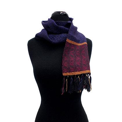 Purple Claret Scarf