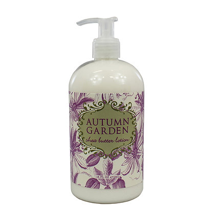 Autumn Garden Lotion