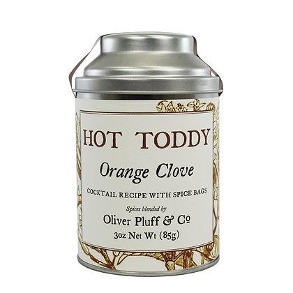 Orange Clove Hot Toddy