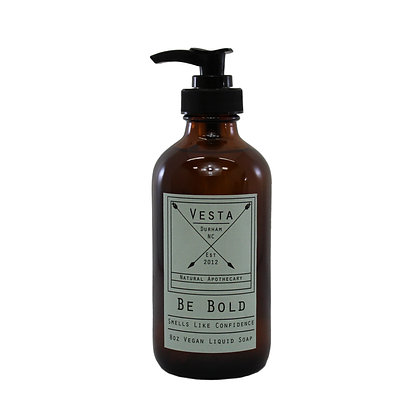 Be Bold Liquid Soap