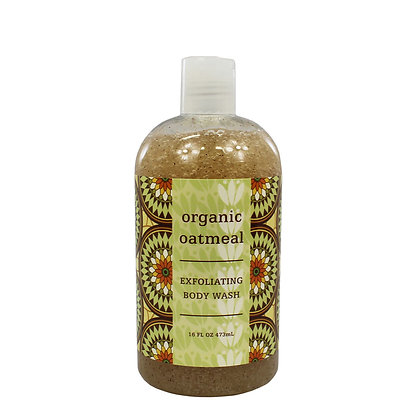 Organic Oatmeal Body Scrub