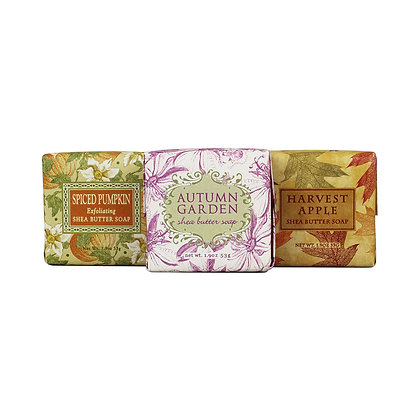 Autumn Soap Sampler