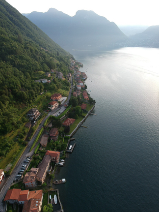Italy view