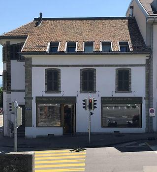 Boulangerie Rougemont à Nyon