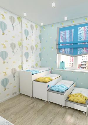 Bambinos Kids Preschool Kyiv Bedroom3.png.png