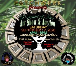 Art Show & Auction Flyer