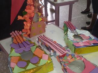 Decorative bandols represent Spanish history