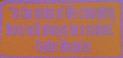 Taylor's Patch