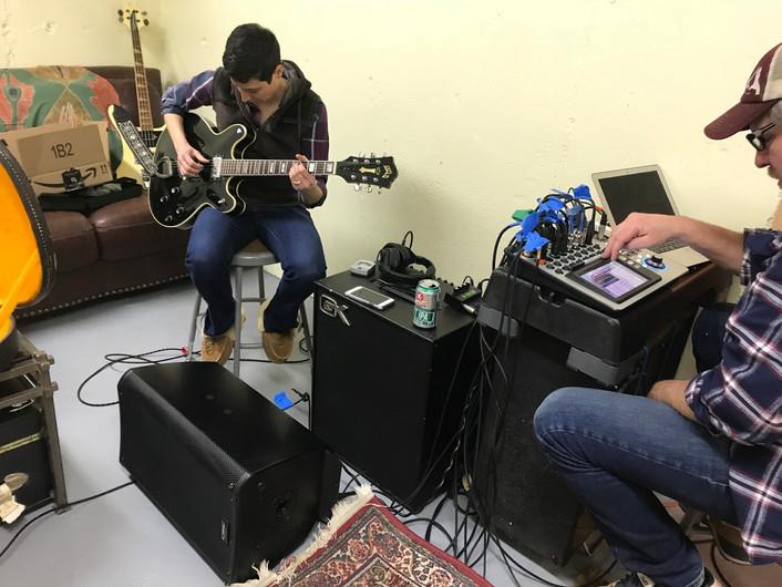 Home Recording 8